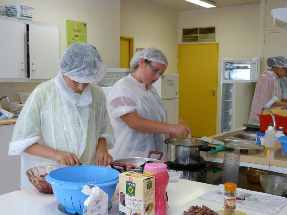 Atelier cuisine coll ge antoine de saint exup ry - Projet atelier cuisine ...