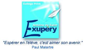 Collège Saint Exupéry niort