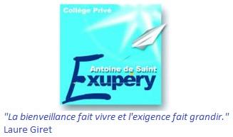 Collège Antoine de Saint-Exupéry